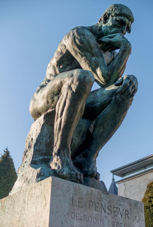 « Rodin-2014-06 » par Thibsweb — Travail personnel. Sous licence Public domain via Wikimedia Commons - https://commons.wikimedia.org/wiki/File:Rodin-2014-06.jpg#mediaviewer/File:Rodin-2014-06.jpg