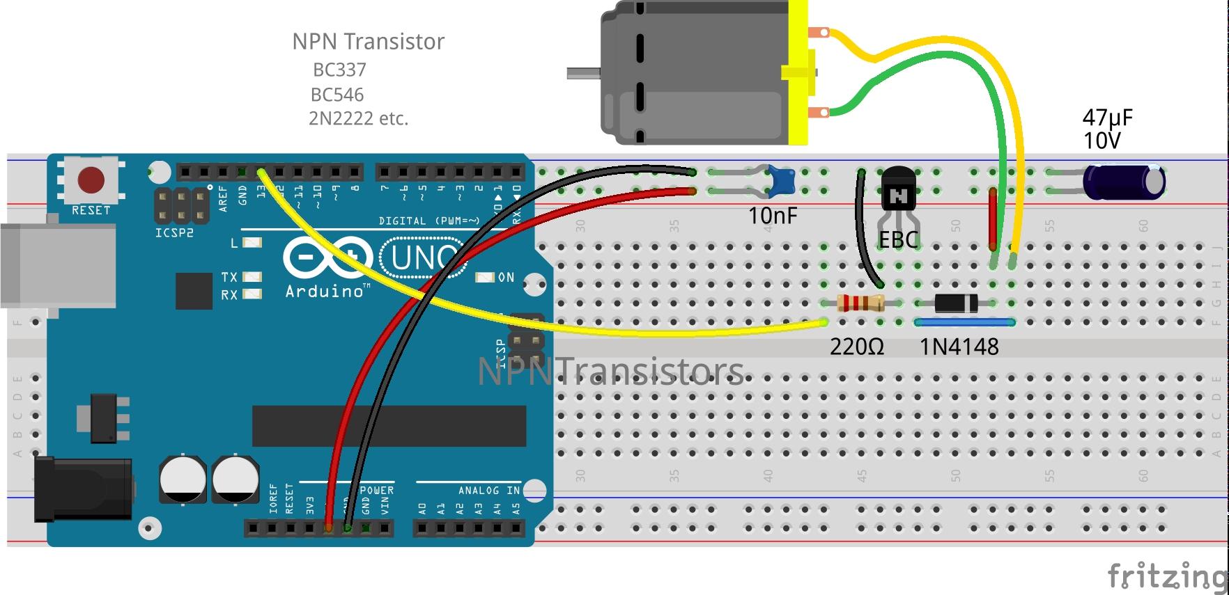 Semaine 7 les d coupeuses laser la fabrication for Transistor fonctionnement