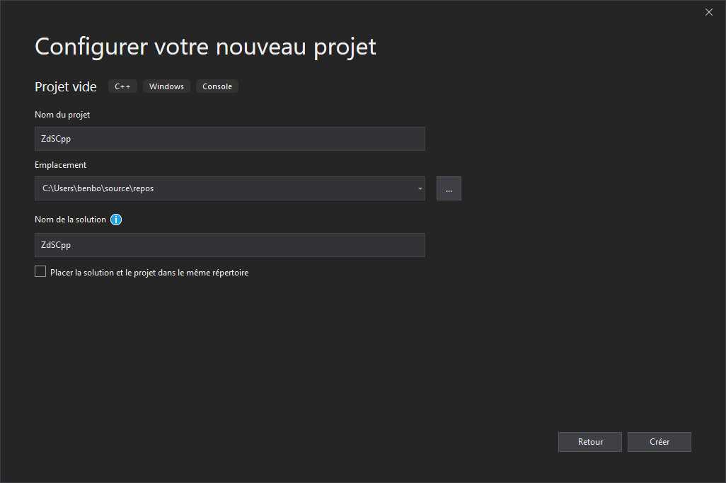 Visual Studio 2019 - Création projet 2.png