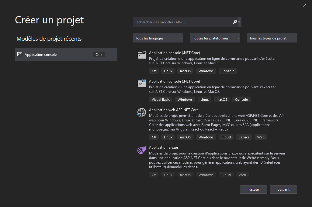 Visual Studio 2019 - Création projet 1.png