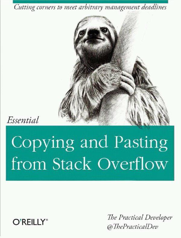 Copier-Coller depuis Stackoverflow