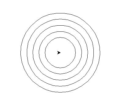 Résultat exemple cercles.