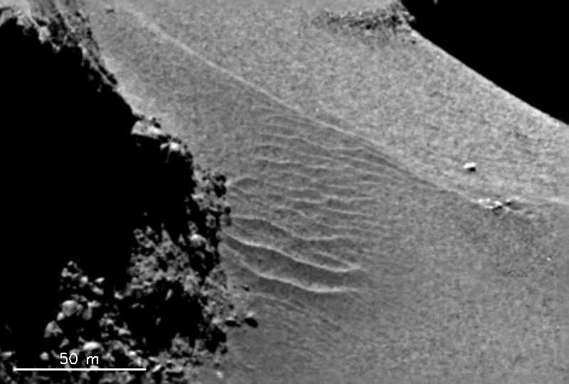 Dune dans la région d'Hapi.