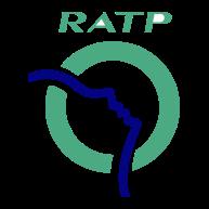 Logo de la RATP.