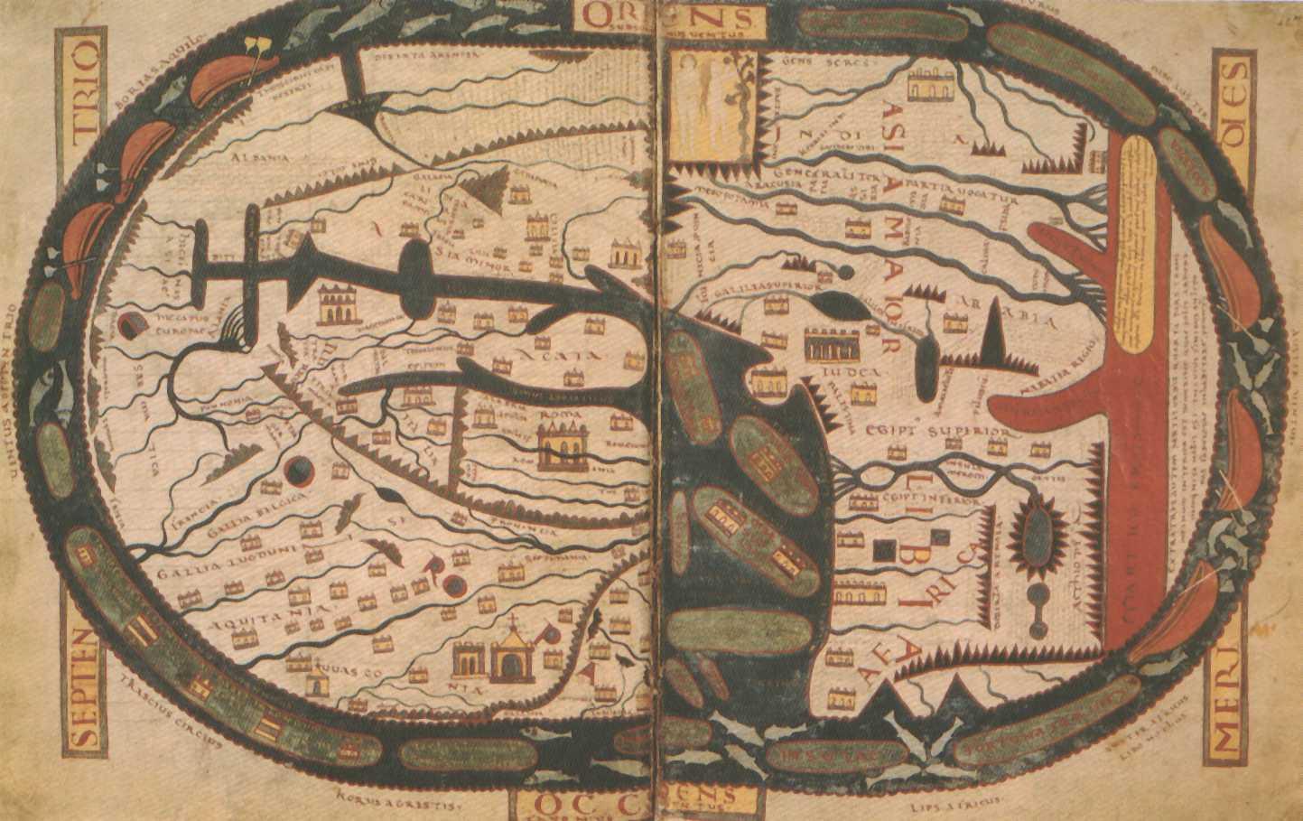 Mappa Mundi — Wikipédia