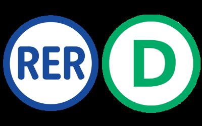 """Résultat de recherche d'images pour """"rer D logo"""""""