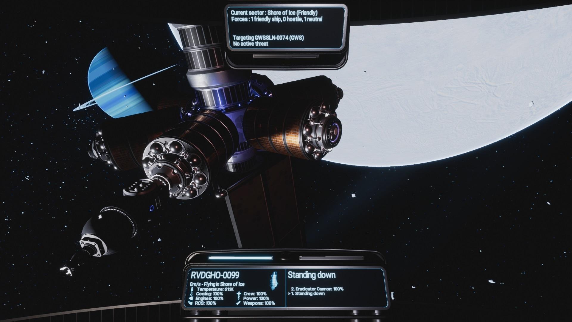Les mines construites sur les astéroïdes sont une importante source de richesses