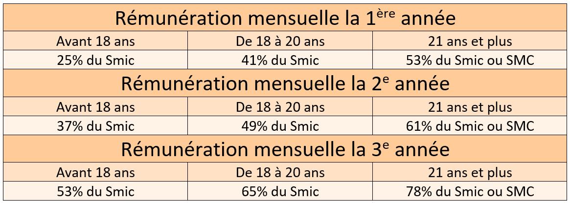 Les Droits D Un Apprenti En France Articles Zeste De Savoir