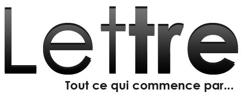 creer un logo ecrit