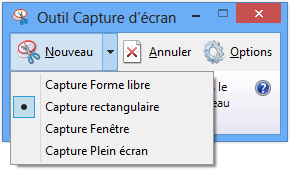 D'autres types de capture