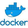 Logo de Docker + VS Code
