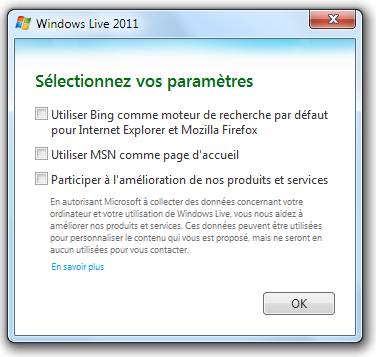 Pour commencer d butez en informatique avec windows 7 for Fenetre intempestive
